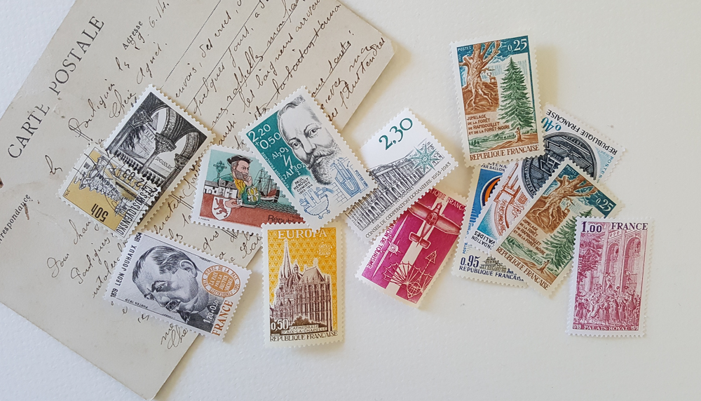Tout savoir sur les timbres anciens